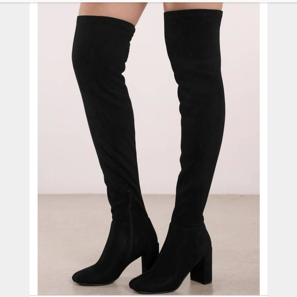 905eb2251d0f Chinese Laundry Shoes | Krush Over The Knee Boot 85 | Poshmark